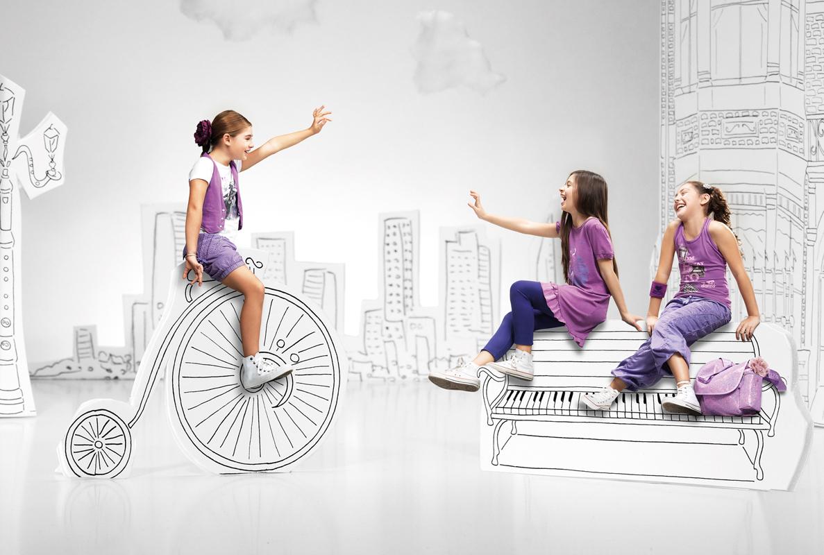 Dimensione Danza Bambina 661