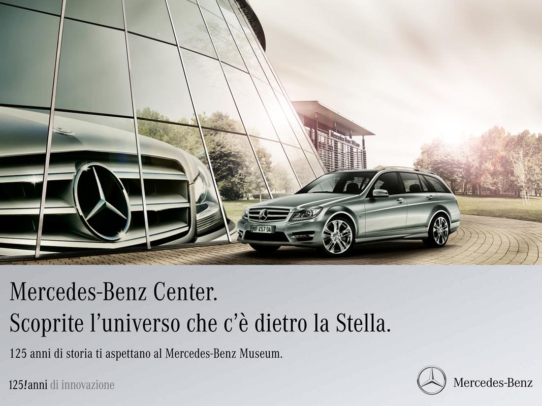 Mercedes benz center 1 4 piero perfetto for Mercedes benz training center