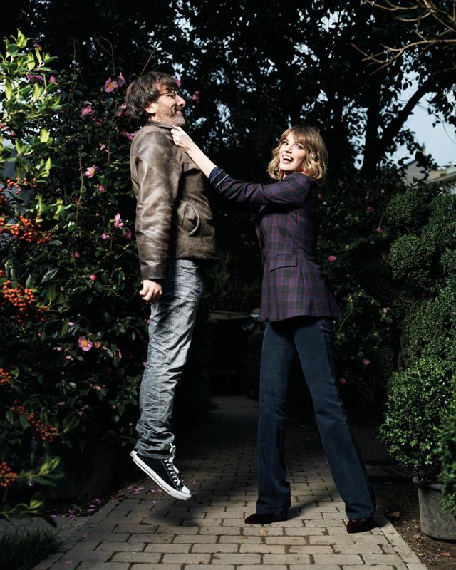 Gaia Bermani e Roberto Cotroneo per Io Donna